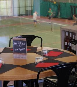 caploisirs club badminton toulouse