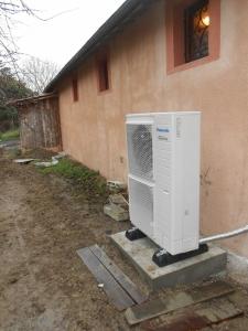 fonctionnement pompe a chaleur