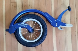 freewheel en version bleue