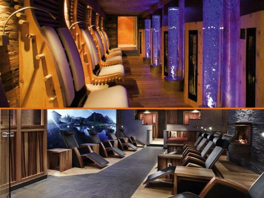installations saunas infrarouges professionnels