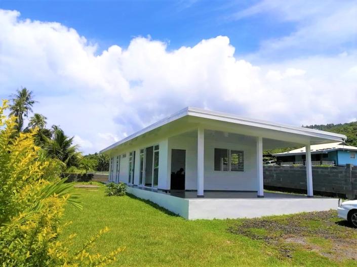 achat maison Tahiti
